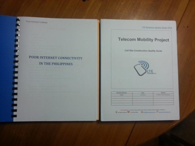 Technical Report - Philippine Internet Part I